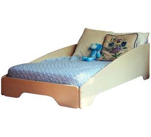 Otley Toddler Platform Bed by Harriet Bee