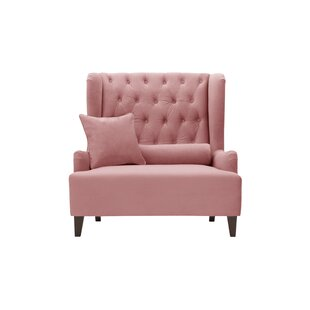 Glenview 2 Seater Loveseat By Ophelia & Co.
