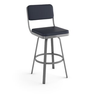 Sedbergh 26 Swivel Bar Stool Orren Ellis