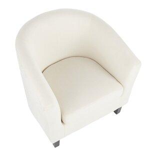 Valero Barrel Chair by House of Hampton