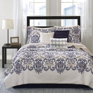 Sawyer 6 Piece Reversible Coverlet Set