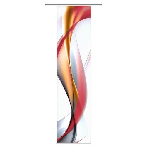 Schiebegardine Leif (1 Stück)| blickdicht Perspections Farbe: Rot | Heimtextilien > Gardinen und Vorhänge > Schiebegardinen und Schiebevorhänge | Perspections