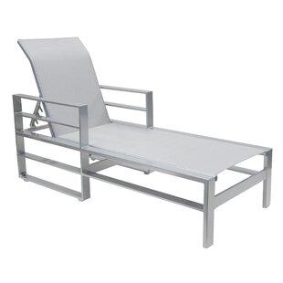 Leona Horizons Sling Chaise Lounge