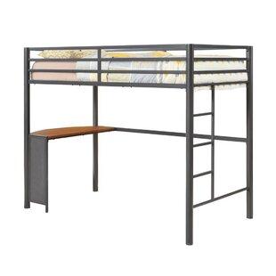 Ruhl Twin Workstation Bedroom Set by Harriet Bee