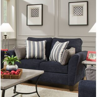 Eaker Loveseat by Charlton Home
