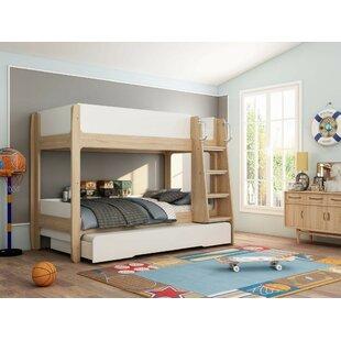 Harrington Single Triple Sleeper  Bunk Bed By Harriet Bee