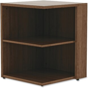 Essentials Corner Bookcase by Lorell Read Reviews