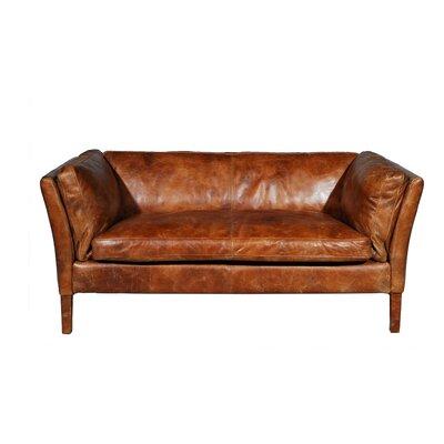 Reggio Leather Sofa Halo