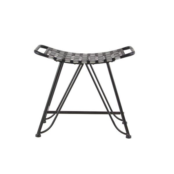 Woven metal furniture Rocker Afw Woven Iron Chair Wayfair
