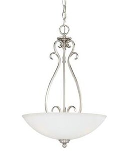 Elayne 3-Light Bowl Pendan..