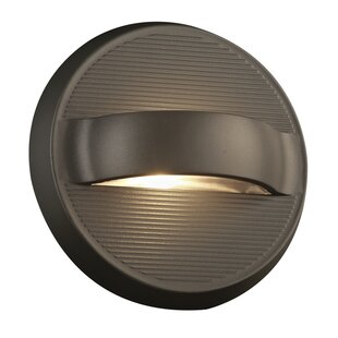 Affordable Schutte 1-Light Outdoor Flush Mount By World Menagerie
