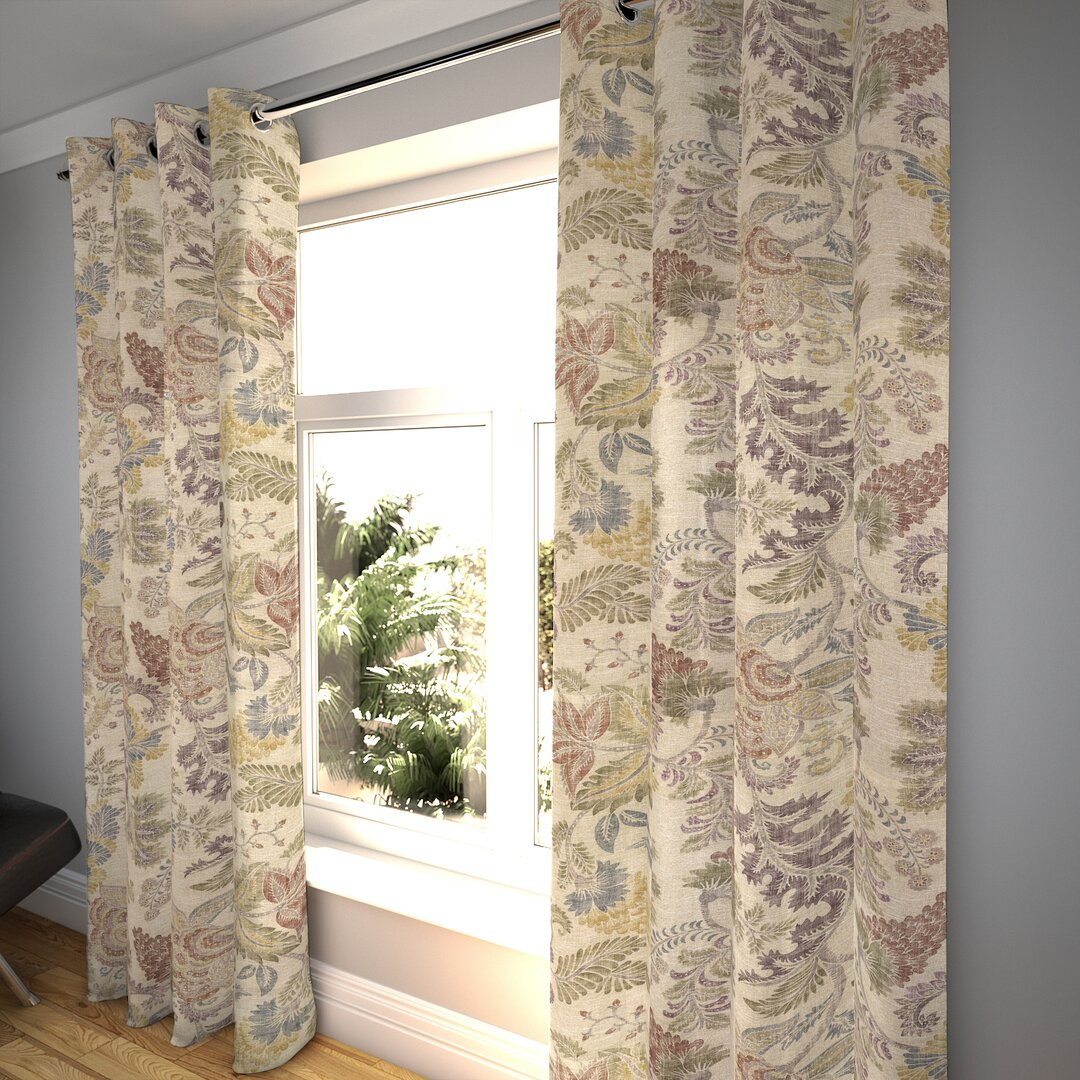 Holohlavy Pencil Pleat Blackout Thermal Curtains