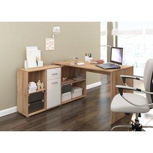 Neidig L-Shape Executive Desk