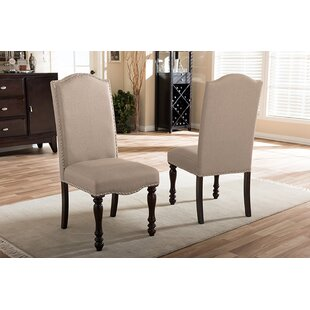 Piche Upholstered Dining Chair (Set of 2)