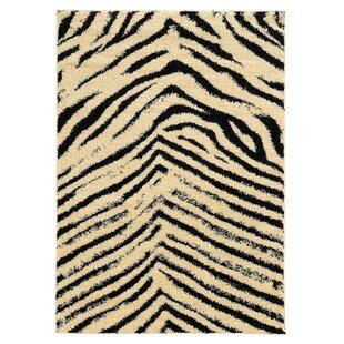 Westland Ivory/Black Area Rug Threadbind