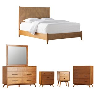 Parocela Standard Configurable Bedroom Set