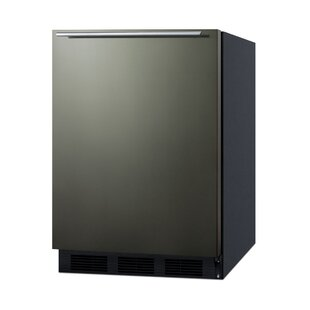 Basalt 23.63-inch 5.1 cu. ft. Convertible Compact Refrigerator