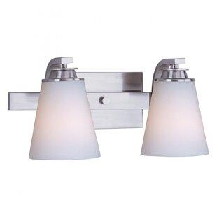 Reviews 2-Light Vanity Light By Efficient Lighting