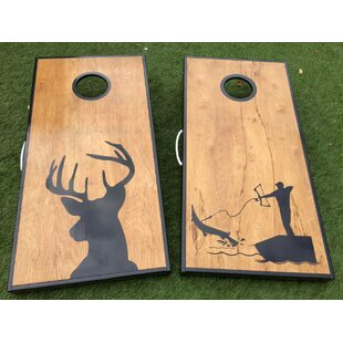 West Georgia Cornhole Deer..