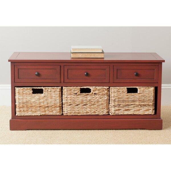 Beachcrest Home McKinley Storage Bench U0026 Reviews   Wayfair