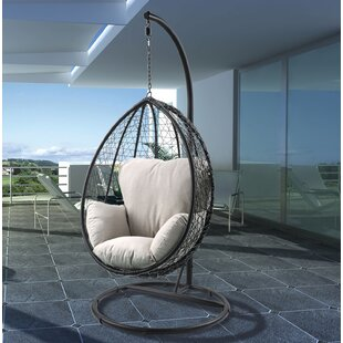 Bungalow Rose Randwick Porch Swing with Stand
