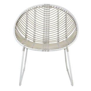 Bungalow Rose Pflugerville Patio Chair