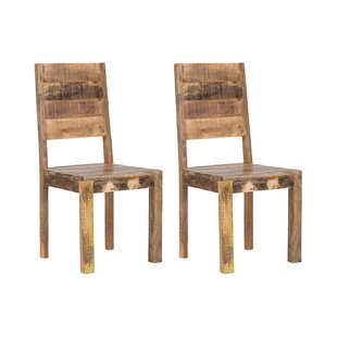 Chennai Dining Chair (Set Of 2) By Massivum