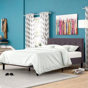 Mirella Upholstered Platform Bed By Zipcode Design
