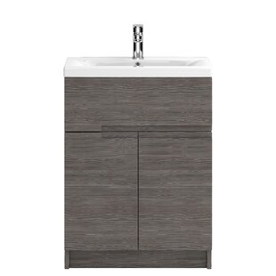Maddalena 605mm Free-standing Vanity Unit By Belfry Bathroom