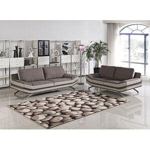 Juian 2 Piece Living Room Set by Container