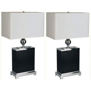 Latitude Run Stingley Table Lamp (Set of 2)