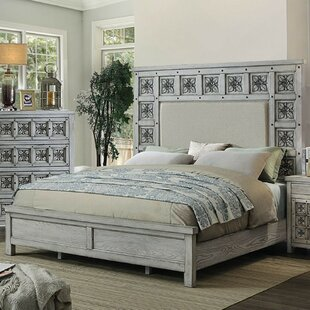 Wilmar Upholstered Panel Bed by Gracie Oaks