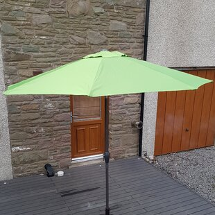 Elite 2.7m Traditional Parasol By Freeport Park