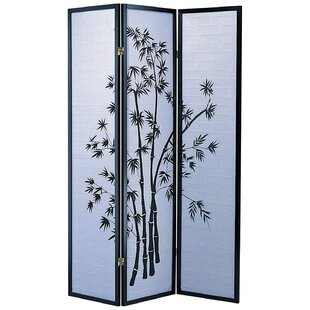 World Menagerie Koury 3 Panel Room Divider