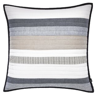 Tideway Cotton Throw Pillow