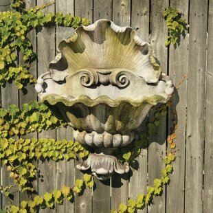 OrlandiStatuary Cast Stone Wall Planter
