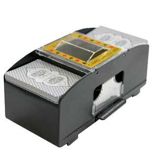 Casino Deck Automatic Card Shuffler ByIDS Online Corp