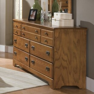 Carolina Furniture Works, Inc. Creek Side 7 Drawer Dresser