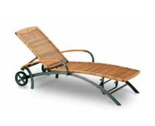 Heathrow Sun Lounger By Sol 72 Outdoor