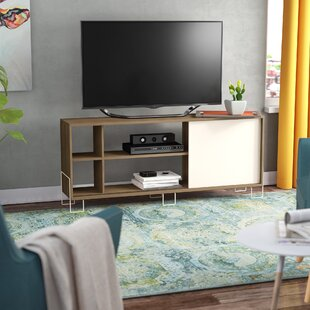Inexpensive Angelica TV Stand for TVs up to 50 by Turn on the Brights Reviews (2019) & Buyer's Guide
