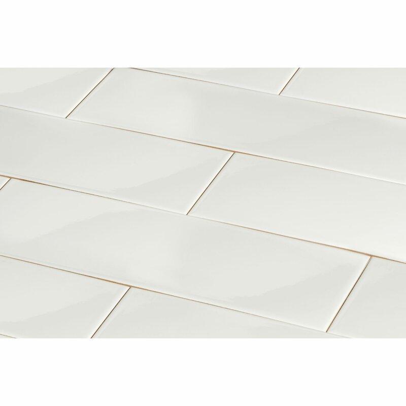 4 X 12 Ceramic Subway Tile