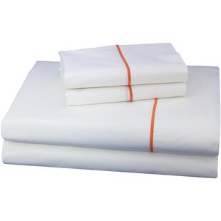 Shop Luxurious 300 Thread Count Cotton Sheet Set ByThread Experiment
