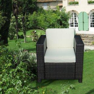 Seman Garden Chair With Cushion Image
