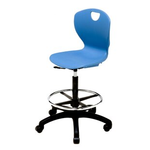 Highbridge Gas Lift Ergonomic Office Chair by Scholar Craft 2019 Sale