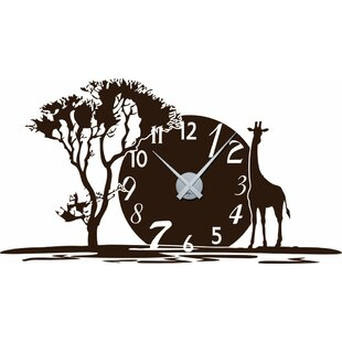 Afrika 38cm Analogue Wall Clock by Graz Design