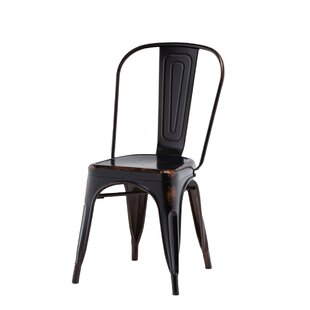Fermont Stacking Patio Dining Chair
