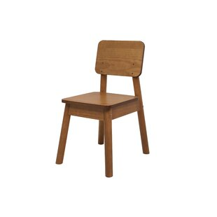 Falconer Solid Wood Dining Chair By Corrigan Studio