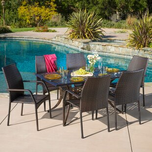 Umstead 7 Piece Dining Set