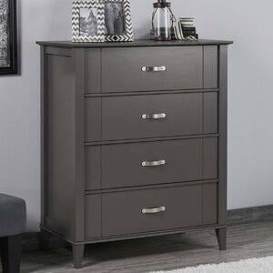 Myles 4 Drawer Dresser