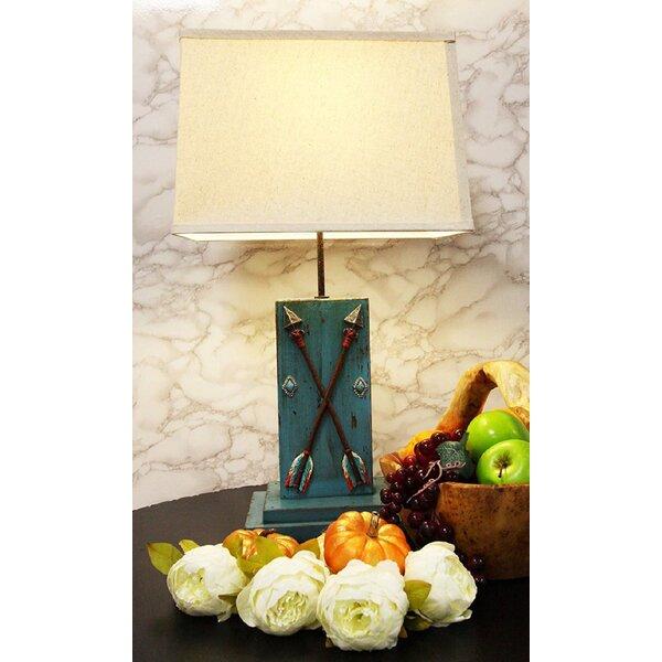 Millwood Pines Arneson 27 Table Lamp Wayfair